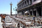 The Picnic in St Mark's Square Is Over!